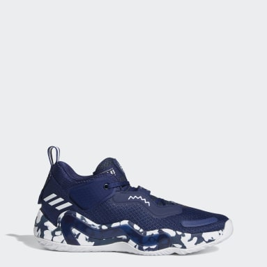 Basketball Blue Donovan Mitchell D.O.N. Issue #3 Shoes