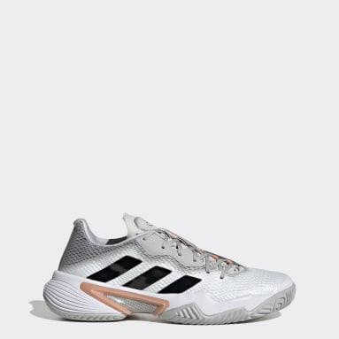 Women Tennis Grey Barricade Shoes
