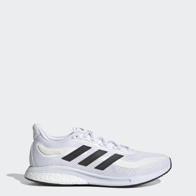 Men's Running White Supernova Shoes