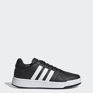 Men Sport Inspired Black Postmove Shoes