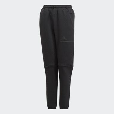 Pantaloni Z.N.E. Nero Ragazzo Sportswear