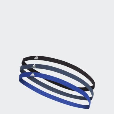 Volleyball Haarband 3er-Pack Schwarz