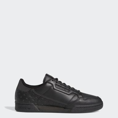 Originals Black Pharrell Williams Continental 80 Shoes