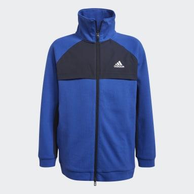 синий Олимпийка XFG Pocket