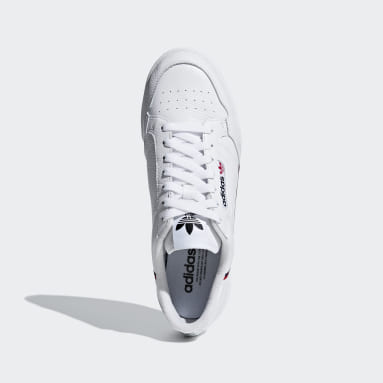 Originals White Continental 80 Shoes