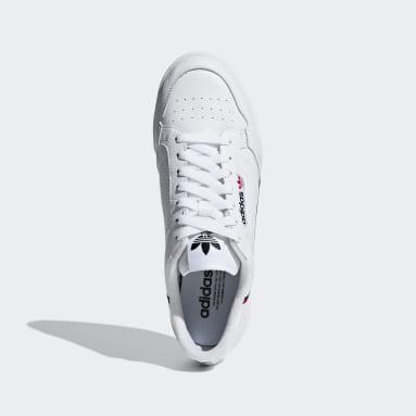 Tenis Continental 80 Blanco Originals