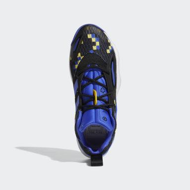 บาสเกตบอล สีดำ รองเท้า Exhibit A