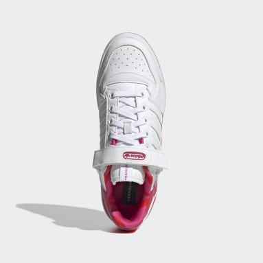 Women Originals Pink Marimekko Forum Low Shoes