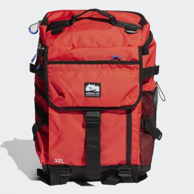 Borsa adidas Adventure Top Loader Rosso Originals
