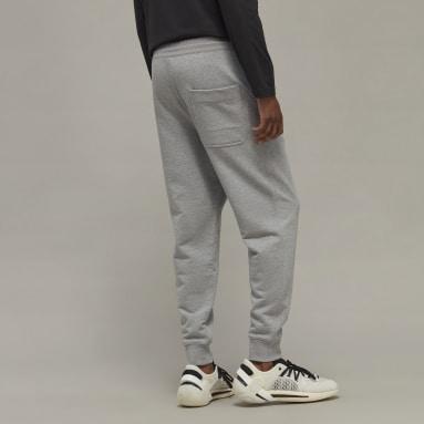 Mænd Y-3 Grå Y-3 Classic Terry Cuffed bukser