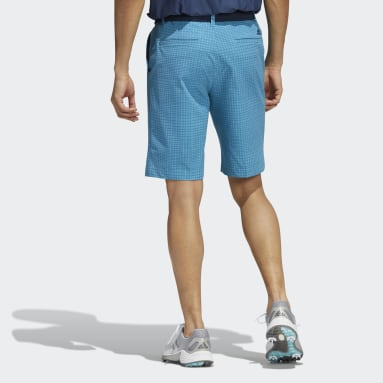 Men Golf Turquoise Ultimate365 Recycled Content Shorts