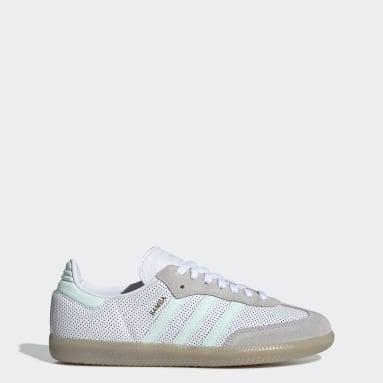 ผู้หญิง Originals สีขาว รองเท้า Samba OG