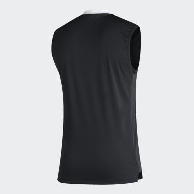 Camisa Sem Mangas Tiro 21 Preto Homem Futebol
