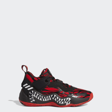 Youth Basketball Black D.O.N. Issue #3 Marvel Carnage Shoes
