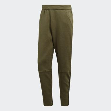 Pants adidas Z.N.E. Mesh Verde Hombre Training