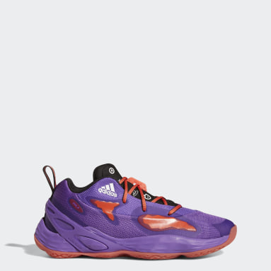 Basketball Purple Exhibit A Shoes