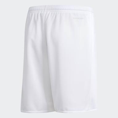 Pantalón corto Parma 16 Blanco Niño Gimnasio Y Entrenamiento