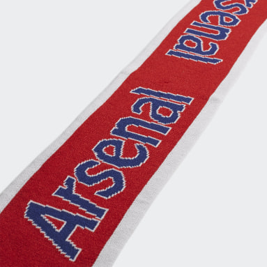 Fodbold Rød Arsenal tørklæde