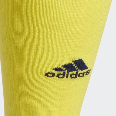 Training Yellow Metro OTC Socks