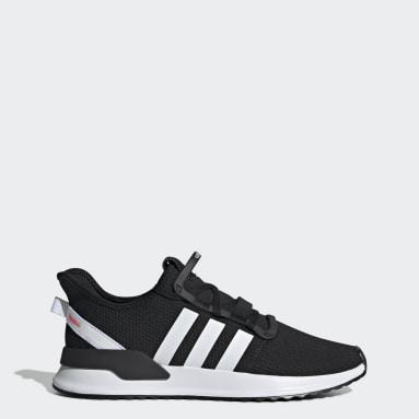 Men Originals Black U_Path Run Shoes