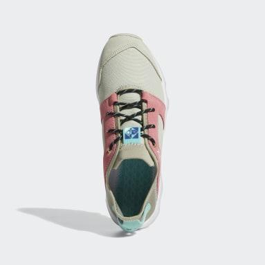 Women's TERREX Green Terrex Voyager Sleek Hiking Shoes