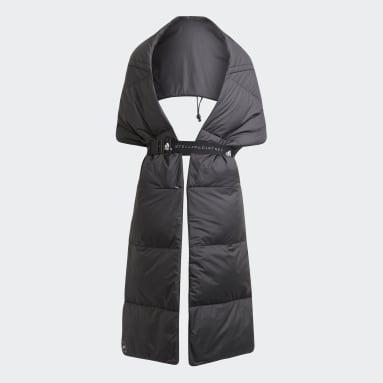 черный Утепленный шарф adidas by Stella McCartney