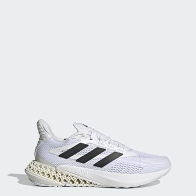 Running White 4DFWD Pulse Shoes