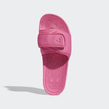Mænd Originals Pink Pharrell Williams Chancletas Hu sandaler
