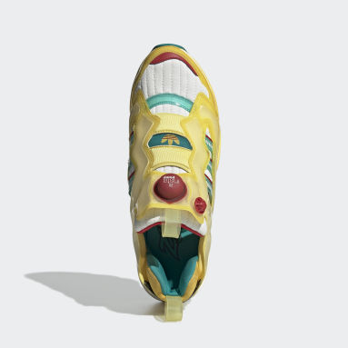 Originals Yellow ZX Fury Shoes