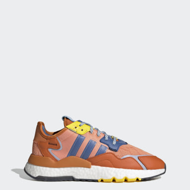 Originals Orange Ninja Nite Jogger Shoes