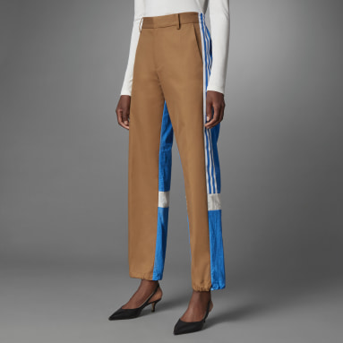 коричневый Брюки Blue Version Woven