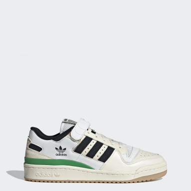 Men Originals White Forum 84 Low Shoes