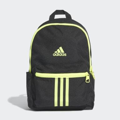 Children Training Black Classic Backpack