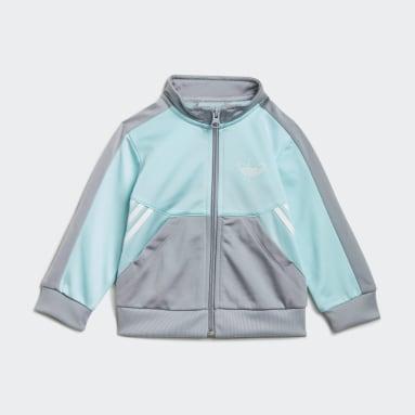 Infant & Toddler Originals Blue adidas SPRT Collection Track Suit