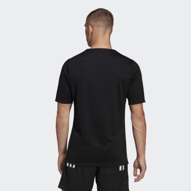 Ragby černá Domácí dres Black Ferns Rugby Primeblue Replica