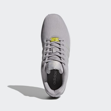 Women Originals Grey ZX Flux Shoes
