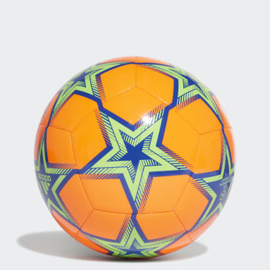 Football Orange UCL Club Pyrostorm Ball