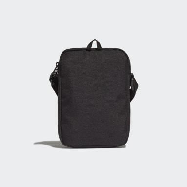 Sportswear černá Taška Essentials Logo Shoulder