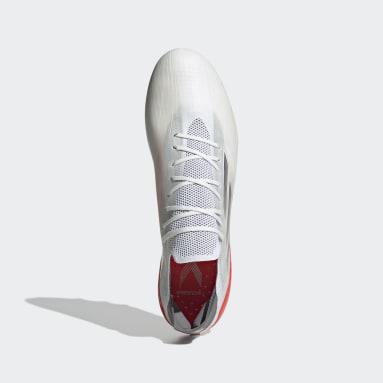 Fotbal bílá Kopačky X Speedflow.1 Artificial Grass