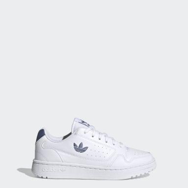 Kinder Originals NY 90 Schuh Weiß