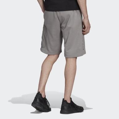 Pantalón corto R.Y.V. Gris Hombre Originals