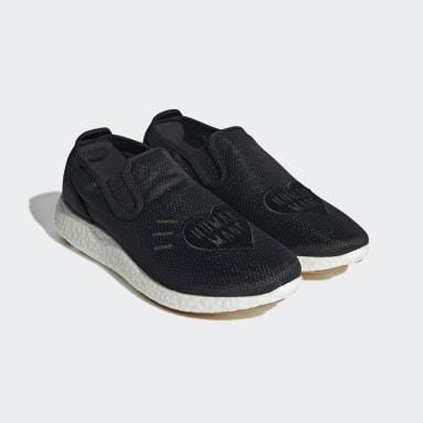 Zapatillas Human Made Pure Sin Cordones Negro Hombre Originals