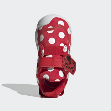 Infants Training Red Disney Minnie Mouse Active Play Shoes