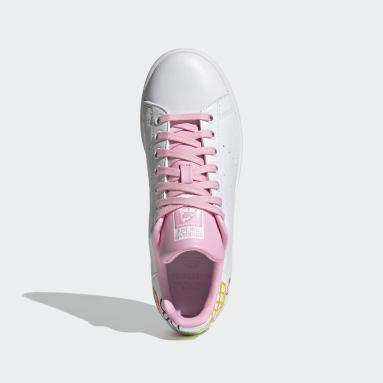 Women Originals White Stan Smith Shoes