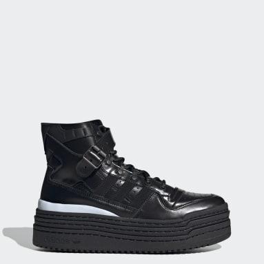 Originals Black Triple Platforum Hi Shoes