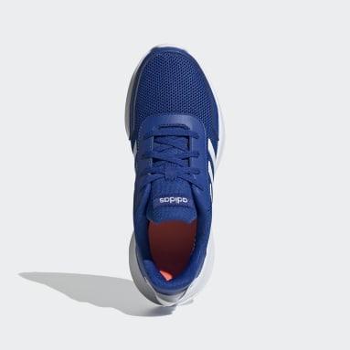 Barn Löpning Blå Tensor Run Shoes