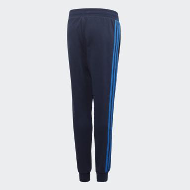 Pants 3 Franjas (UNISEX) Azul Niño Originals
