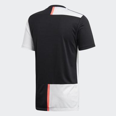 Men Football Black Juventus Home Jersey