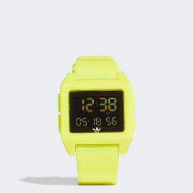 Originals Yellow Archive_SP1 Watch