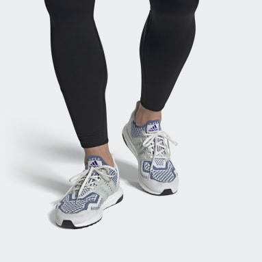 Chaussure Ultraboost 6.0 DNA blanc Course
